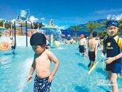 知卡宣親水公園 暑假免費玩