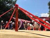 竹東立體停車場開工 明年8月啟用
