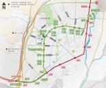 中捷綠線站名出爐 為何使用G8、G8a同一組號碼?