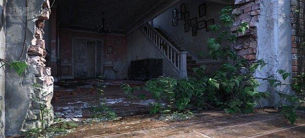 凶宅 廢墟 舊屋 老房子
