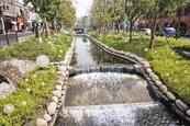 綠川、柳川「水泥化」挨批 林佳龍:都市河川重減汙
