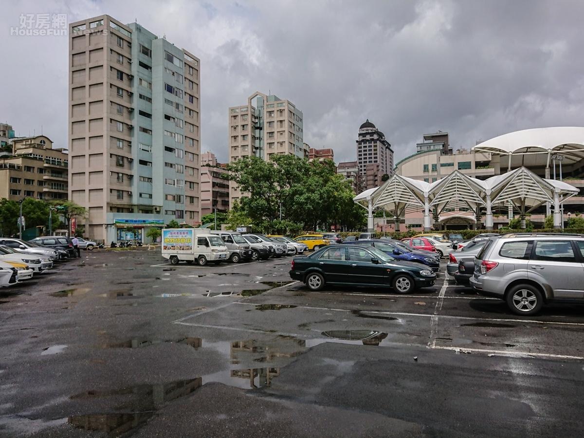 培英公宅預定地(好房網News記者張聖奕/攝影)