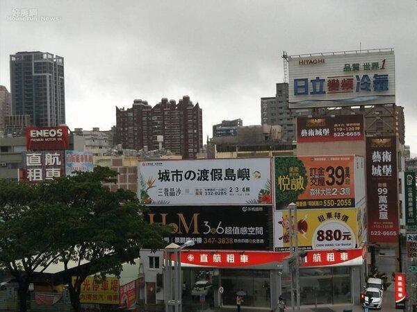 高雄 建案 左營 (好房網News記者吳建良攝影)