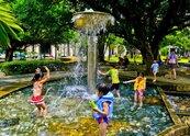 石門水庫解渴 桃園4公園下周一開放戲水