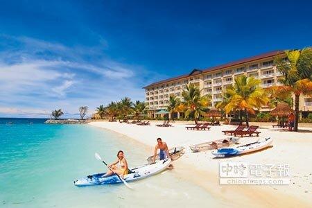 帛琉雖是國際旅遊勝地,但民航業牌照與經營者常是不同人,且常易手。(本報資料照片)