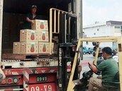 黃健庭到大陸賣鳳梨逾437噸 地方:真正愛台東