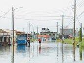 淹5天水未退 掌潭村民爆氣