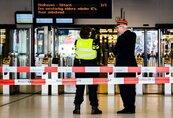 阿姆斯特丹車站兩人遭持刀攻擊 不排除恐攻