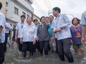蔡英文:將成立農田水利特種基金 完善農業基礎建設