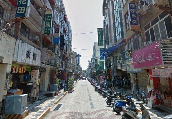 部分中部民眾購屋會選擇透天厝(圖/截至google map)