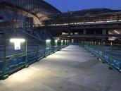 台中火車站廣場逐步開放 預暑假可完工