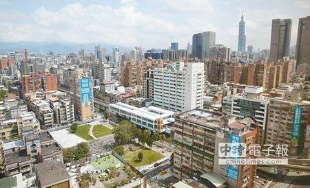 台北市貸款負擔率與房價所得比各為14.99%與61.52%,分別來到近2年及3年半最低。(中時)