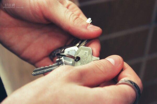 鑰匙 買房 房子 購屋