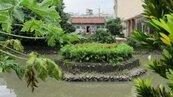 萬巒鄉客家傳統建築 五溝水聚落半月池復健