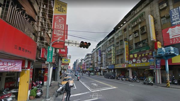 新北市三重區中正北路(圖/翻攝自google map)