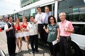 后里觀光巴士啟動 帶動地方特色產業
