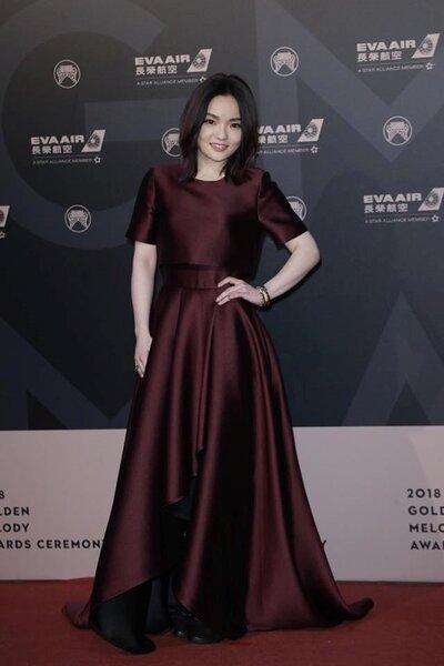 金曲獎第29屆最佳國語女歌手徐佳瑩(圖/翻攝自臉書LaLa徐佳瑩)
