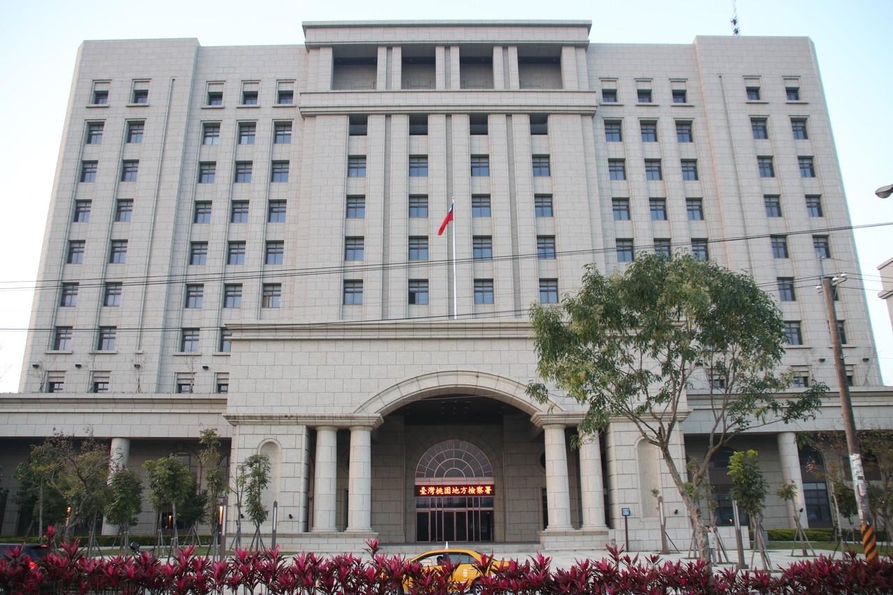 桃園地檢署將吳婦依家暴重傷害罪嫌向法院聲押獲准。記者曾健祐/攝影