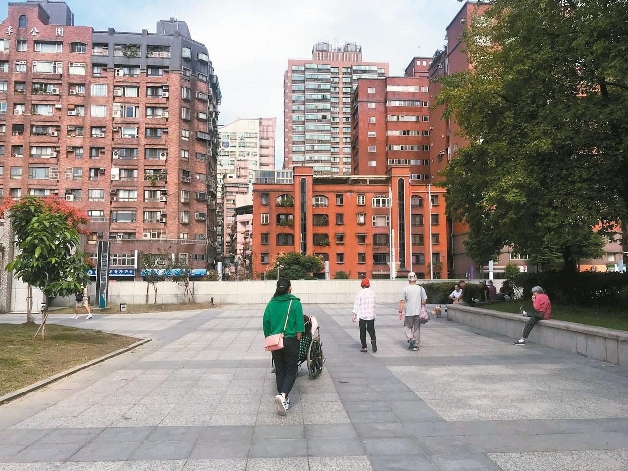 新北市四號公園。 記者游智文/攝影