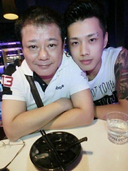 安迪 圖/擷自林志融臉書