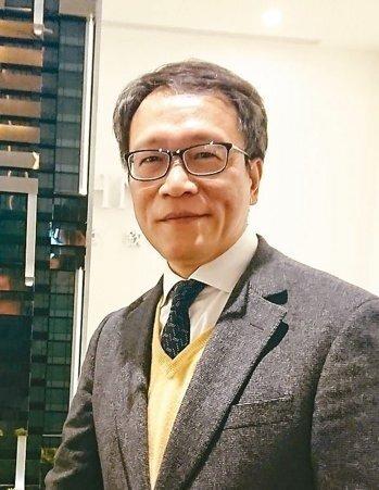 華固建設總經理洪嘉昇。 (聯合報系資料庫)