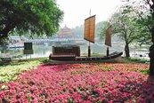 台南百花祭 世界名畫搶先看
