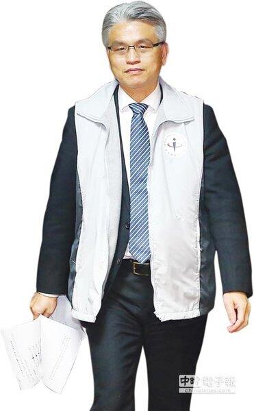 前中選會主委陳英鈐     圖/本報資料照片