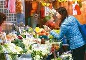 11月物價漲幅溫和 CPI年增0.31%