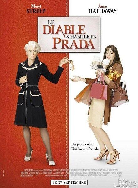 3.     從【穿著Prada的惡魔】學到追求夢想