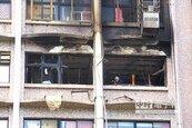 台北醫院火警 疑因自備床墊短路
