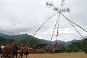 台東原民傳統特色 魯凱族收穫暨鞦韆文化祭