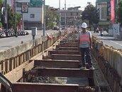南市立委爭取經費 推動新市火車站前淹水改善工程