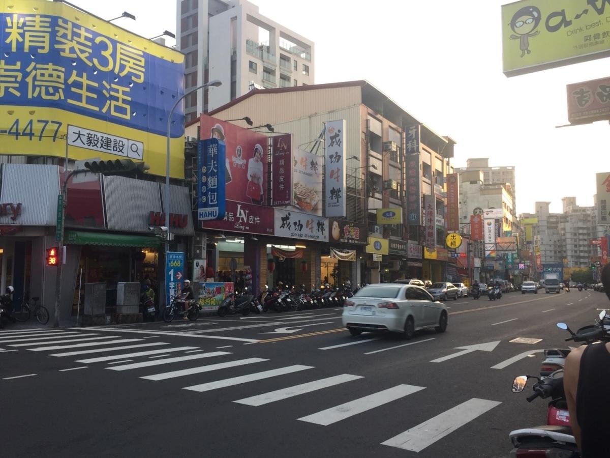 台中市北屯區街景照片。圖/台慶不動產
