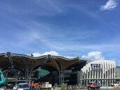 花蓮車站新建跨站式站體 10月3日啟用