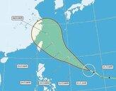康芮恐轉強颱 周五影響最大