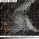 鄭明典:強烈颱風康芮似「三葉片風扇」