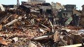 市場大火成廢墟 變身「暫定古蹟」動不得