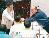 民進黨質詢猛攻九二共識 韓國瑜:這題好硬