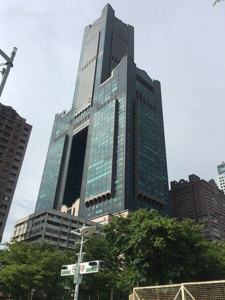 高雄85大樓 (好房網news林美欣攝影)