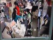 沒帶身分證不能兌換發票 婦竟打超商女店員巴掌