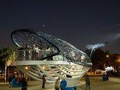 連假9天台南遊客成長 「大魚的祝福」成熱門點