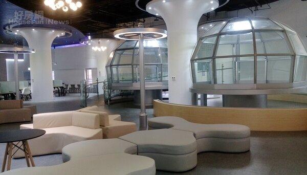 林口東勢閱覽室(擷取自新北市立圖書館官網)