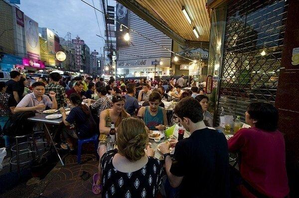 道地的泰式小吃,是旅遊不能錯過的美食體驗。圖/泰國觀光局提供