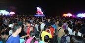 燈會爆百萬人潮 屏東緊急調900輛車投入疏運