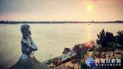 漂洋過海來台灣 燈會「海之女神」成新住民情感寄託