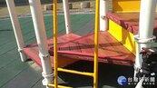 台中樹仁公園遊戲設施修復 建設局加強全市公園巡檢