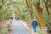 高峰植物園重整 邀民眾拜訪春天