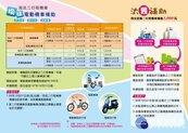 二行程機車汰換 花縣最多補助1千元、電動機車最高補助3.65萬