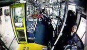 范可欽搭公車摔斷肋骨 瞬間畫面曝光!