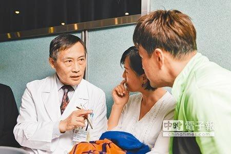 本報與新光醫院15日合辦「癌症免疫治療與篩檢新趨勢」健康講座。(郭吉銓攝)